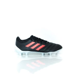 Adidas Copa 19.3 FG Core Black/ Hi-Res Red/Silver Metallic F35494 Football Boots