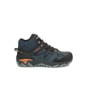 Merrell All Out Blaze 2 MID WP Blue Mens Walking Boot
