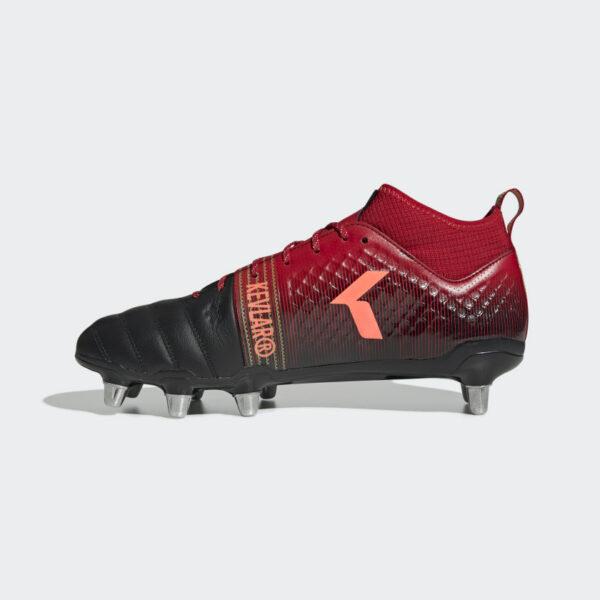 Adidas Kakari X-Kevlar 2 (SG) Core Black/Signal Coral/Scarlet EF3399