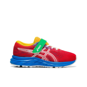 Asics Pre Excite 7 (PS) Classic Red/White Kids
