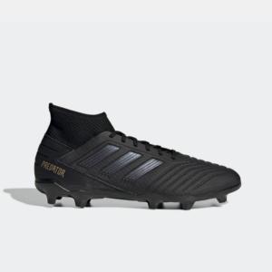 Adidas Predator 19.3 FG Core Black/Core Black/Gold Metallic F35594