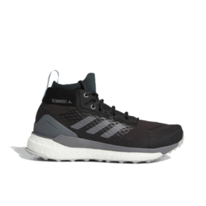Adidas Terrex Free Hiker Core Black/Solid Grey/Real Gold EF2344 Womens