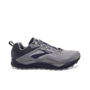 Brooks Cascadia 14 (2E) Grey Mens