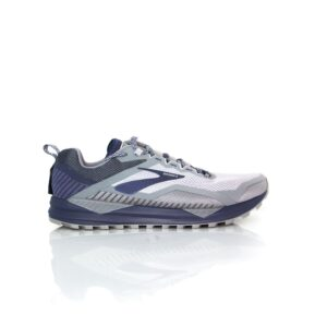Brooks Cascadia 14 (2E) Grey Mens Trail running