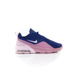 Nike Air Max Motion 2 Blue Void/Plum Chalk/Plum Dust AO0352 400 Womens