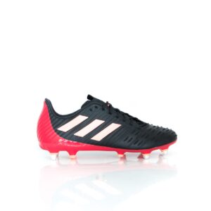 Adidas Predator Mailce Control (SG) Core Black / Signal Coral / Scarlet EH0141 Rugby Boots