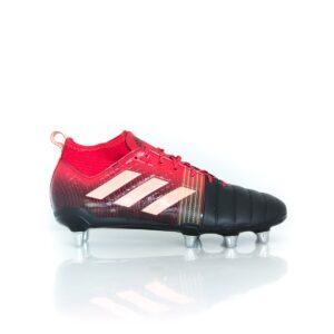 Adidas Kakari X-Kevlar 2 (SG) Core Black/Signal Coral/Scarlet EF3399 Rugby Boots