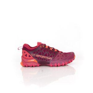 La Sportiva Bushido II Beet/Garnet Womens Trail Running