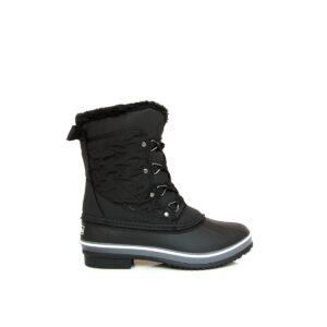 Northside Modesto Black 001 Womens Winter Boots