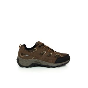 Merrell Moab 2 Low Lace Waterproof Earth Kids Walking Shoes