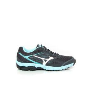 Mizuno Wave Kien 4 Sky Blue /Grey Womens Trail Running