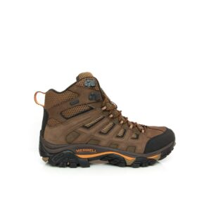 Merrell Moab Peak Ventilator WTPF Brown Mens Walking Boot