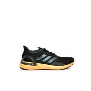 Adidas Ultraboost PB Core Black/Grey Five/Gold Metallic EG0430 Mens Road Running Shoe