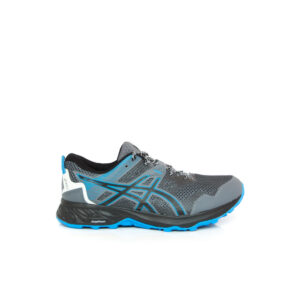 Asics Sonoma 5 (4E) Metroplis/Black Mens Trail Running Shoe