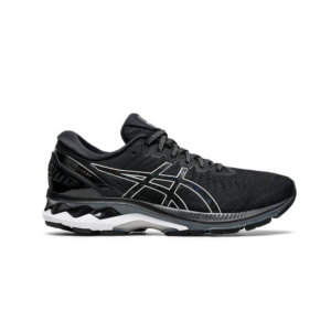 Asics Kayano 27 (D) Black/Pure Silver Womens