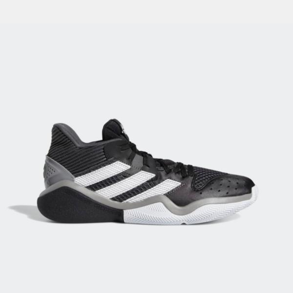 Adidas Harden Stepback Core Black/Grey Six/Cloud White EF9893
