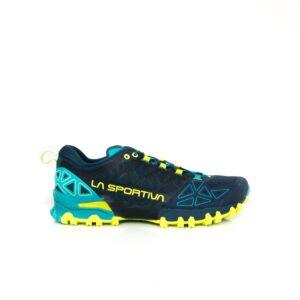 La Sportiva Bushido II Blue Mens Trail Running