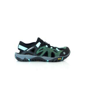 Merrell All Out Blaze Sieve Mojito Womens Vibram Sandals