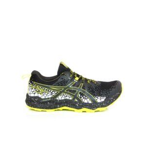 Asics Trabuco Lyte Black/Graphite Grey Mens Trail Running