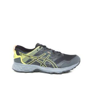 Asics Sonoma 5 Graphite Grey/Black Mens Hybrid Trail Running Shoe