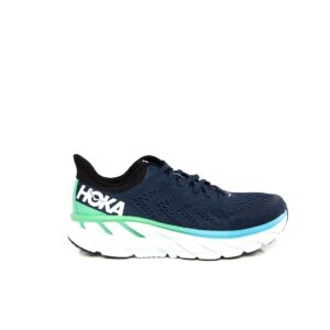 Hoka Clifton 7 (2E) Moonlight Ocean/Anthracite Mens Road Running