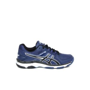 Asics 540TR (GS) Indigo Blue/Black/Silver Kids Court Shoe