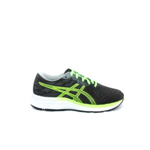 Asics Excite 7 (GS) Graphite Grey/Green Gecko Kids
