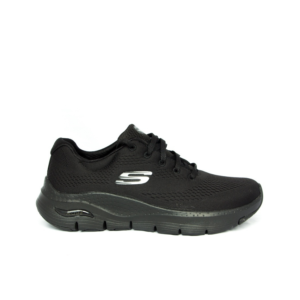 Skechers Arch Fit Black Womens