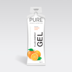 Pure Energy Gel - Orange 50g