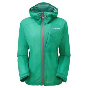 Montane Minimus Waterproof Jacket Juniper Green Womens