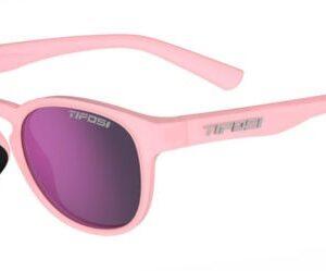 Tifosi Svago Satin Crystal Blush Sunglasses
