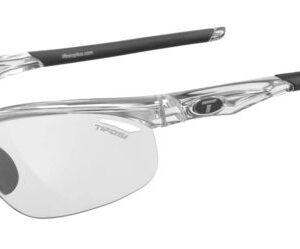 Tifosi Veloce Crystal Clear Sunglasses