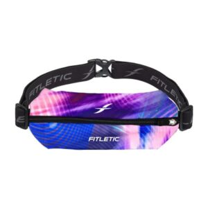 Fitletic Mini Sport Belt - Flares Print
