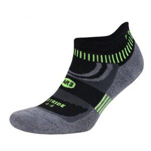 Falke Hidden Stride Black/Grey/Green Sock