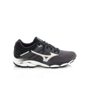 Mizuno Wave Inspire 16 Grey/White Womens Road Running Shoes
