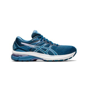 Asics GT-2000 9 (2E) Mako Blue/Grey Floss Womens