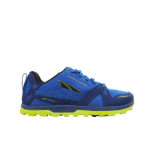 Altra Lone Peak Youth Blue/Lime Kids