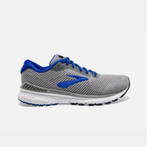 Brooks Adrenaline GTS 20 Grey/Blue/White Mens