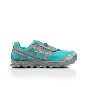 Altra Lone Peak 4 Turquoise/Grey Womens