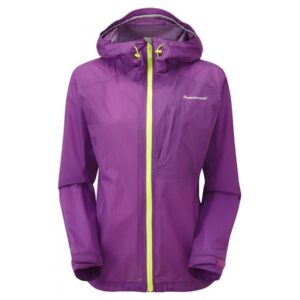 Montane Minimus Waterproof Jacket Dahlia Womens
