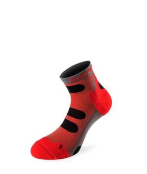 Lenz Compression Socks 4.0 Low Red