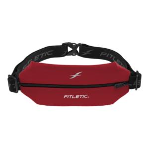 Fitletic Mini Sport Belt - Chili Red