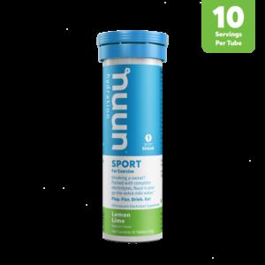 Nuun Hydration Tablets - Lemon / Lime