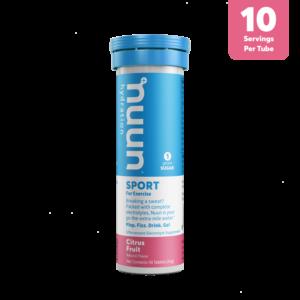Nuun Hydration Tablets - Citrus Fruit
