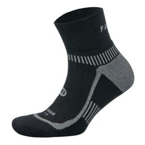 Falke Anklet Stride Black Sock