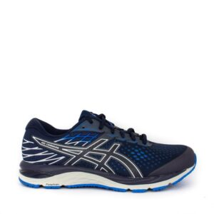 Asics Cumulus 21 (2E) Midnight/Midnight Mens Road Running Shoe