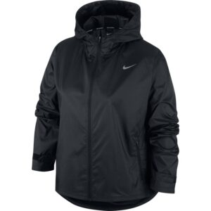 Nike Essential Running Jacket Black Womens