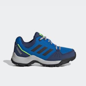 Adidas Terrex Hyperhiker Low Blue/Navy/Lime Green Kids