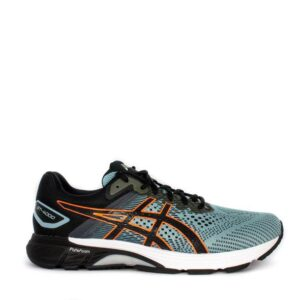 Asics GT-4000 2 (2E) Light Steel/Black Mens Road Running Shoe