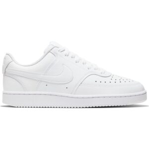 Nike Court Vision Low White/White Womens Casual Shoe